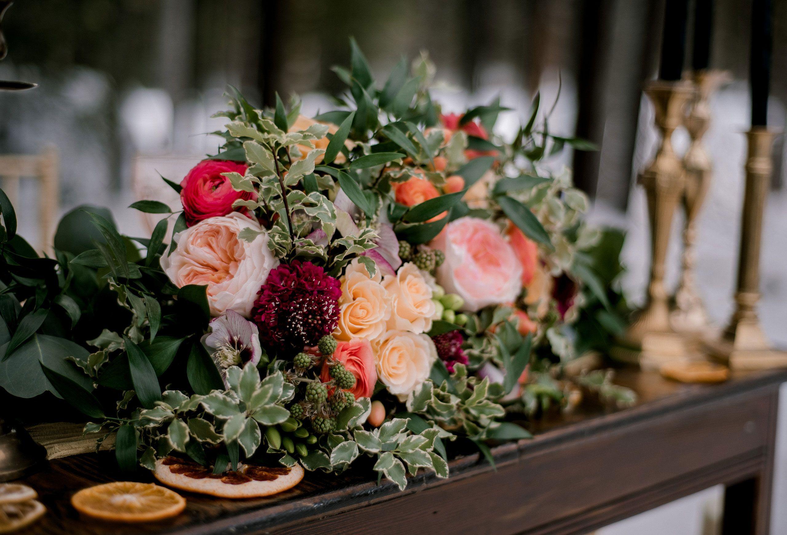 Elopement-florals
