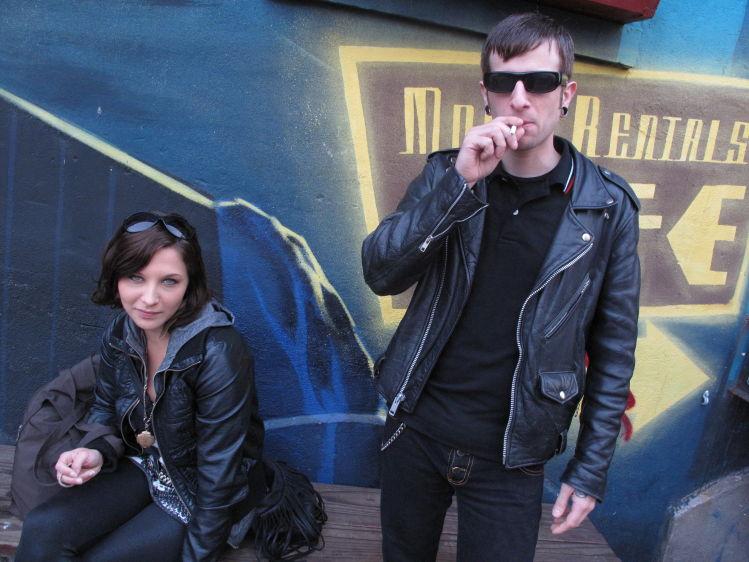 Roxy Sprocket and Joey