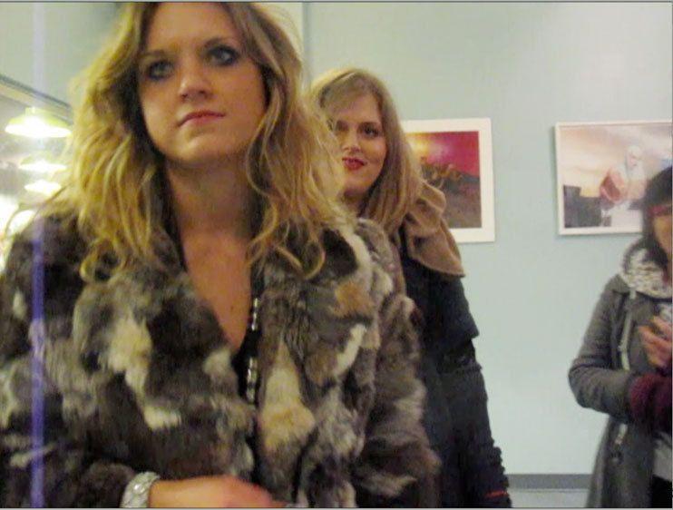 Rachel and Roxy