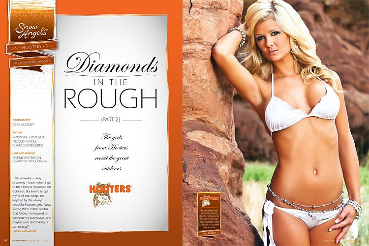 HOOTERS Colorado Layout(Page 1 & 2 of 8)