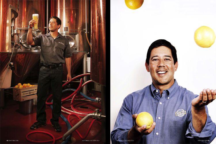 Keith Villa, Inventor & Master Brewerof Blue Moon Brewery