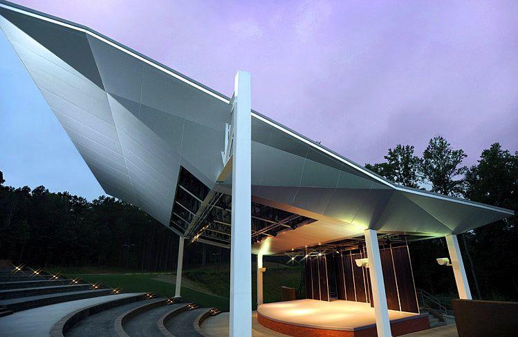 Arrendale Amphitheatre / Piedmont College; Demorest, GA