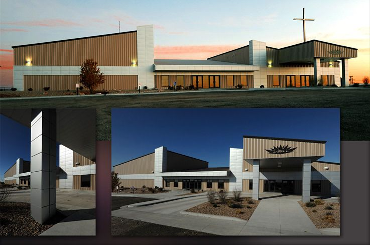Celebration Church / Hays, KS