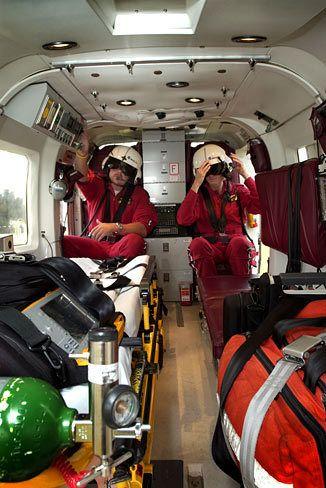 ARCH Air Medical Service / St. Louis, MO