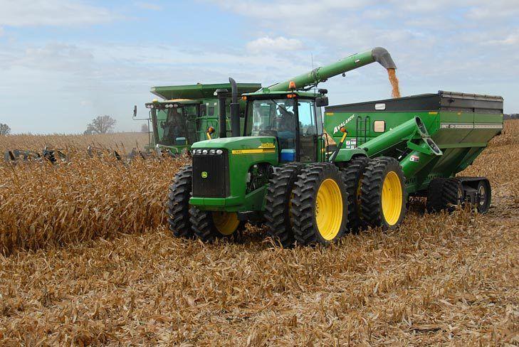 Wade Gottfried Farms / Upper Sandusky, OH
