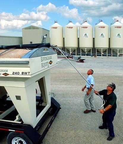 Effingham Equity / Bulk Seed Loading System / Effingham, IL