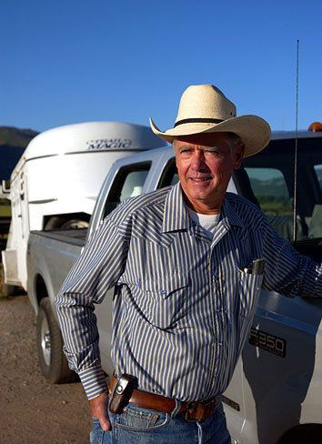 David James / James Ranch / Durango, CO