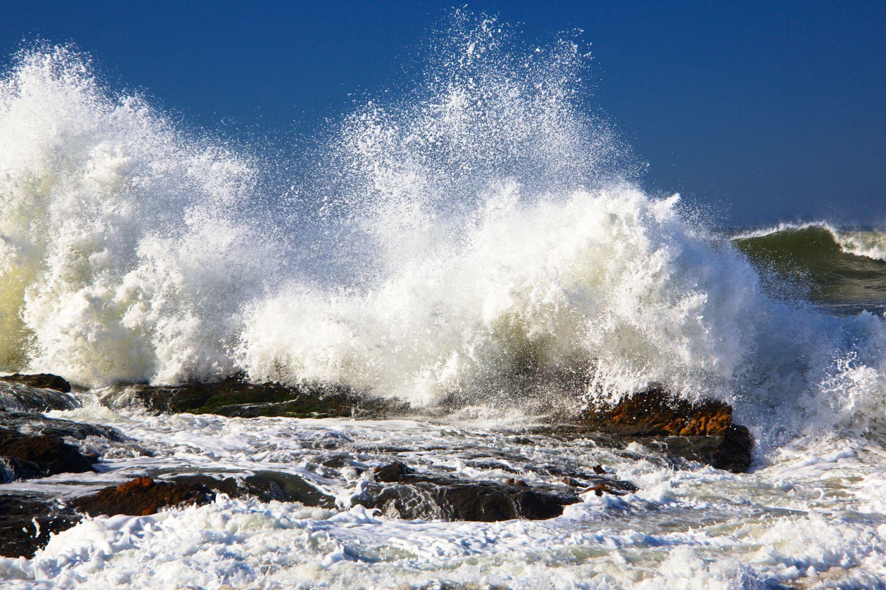 Ferocious waves