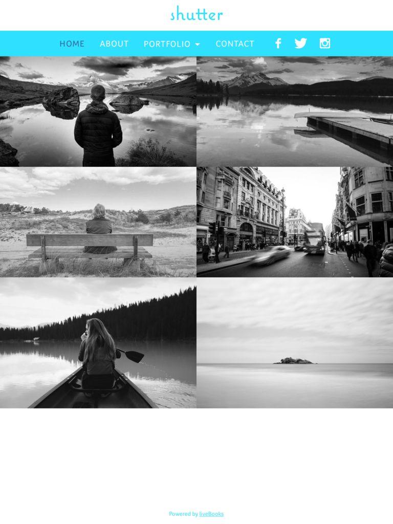 Best Photography Website Design