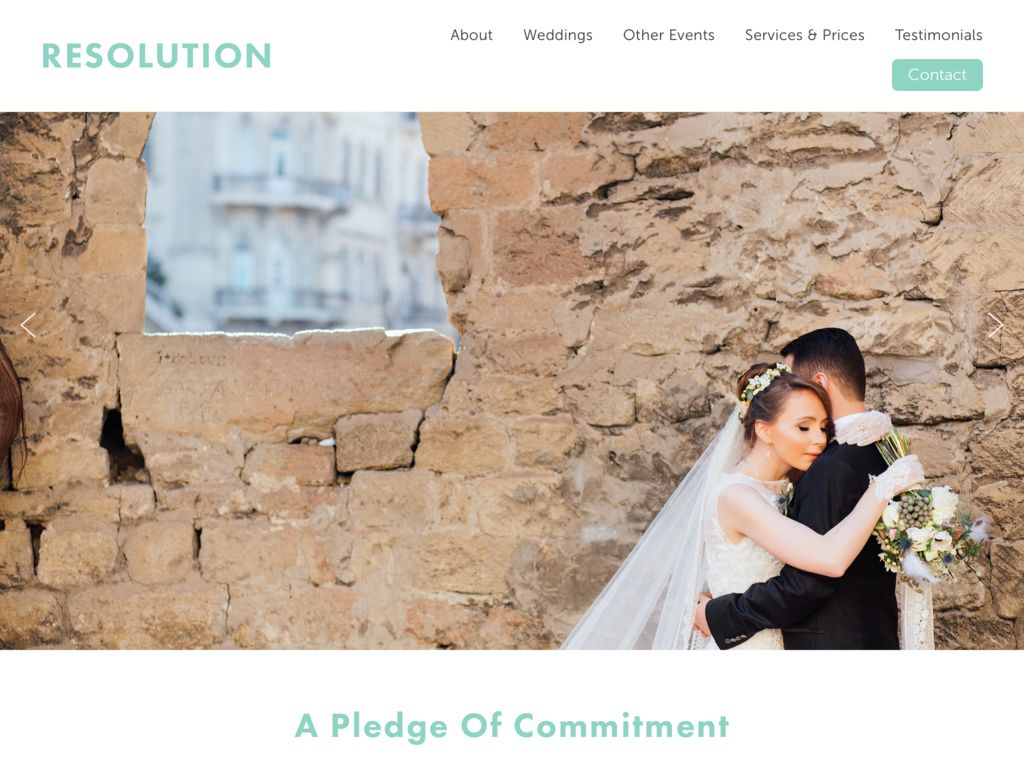 Best Wedding Website Creator