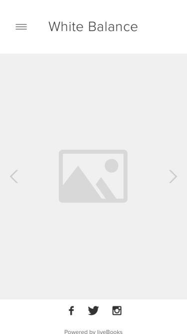 Artist Portfolio Website Builder
