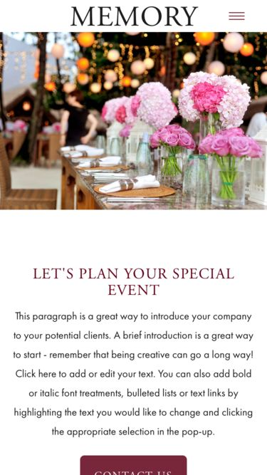 Create Your Own Wedding Website