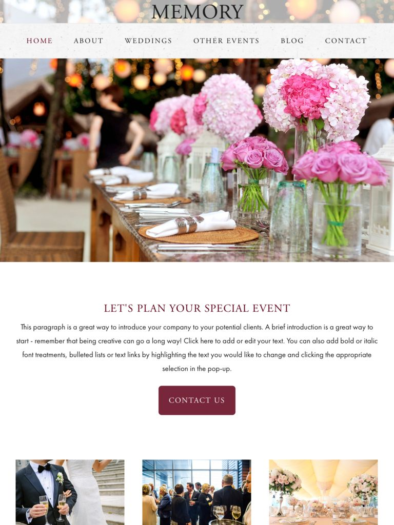 Best Wedding Website Builder