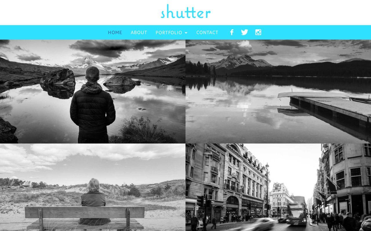 Photography Website Builders
