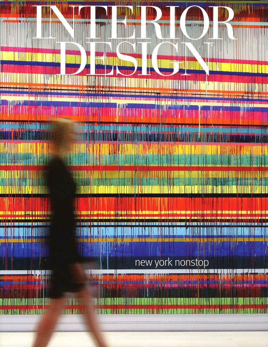 Interior Design Cover  Sept. 2014