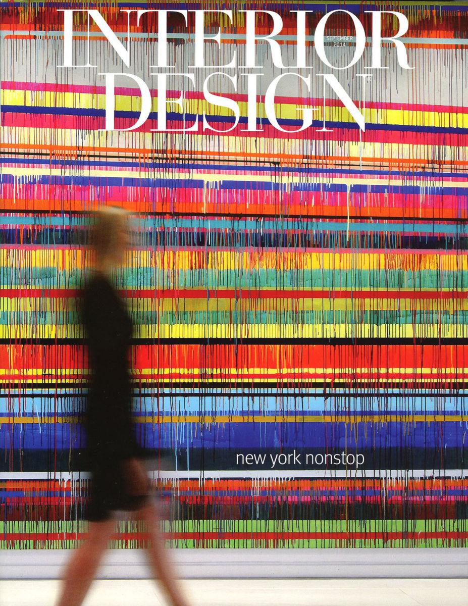 Interior Design Cover  Sept. 2014