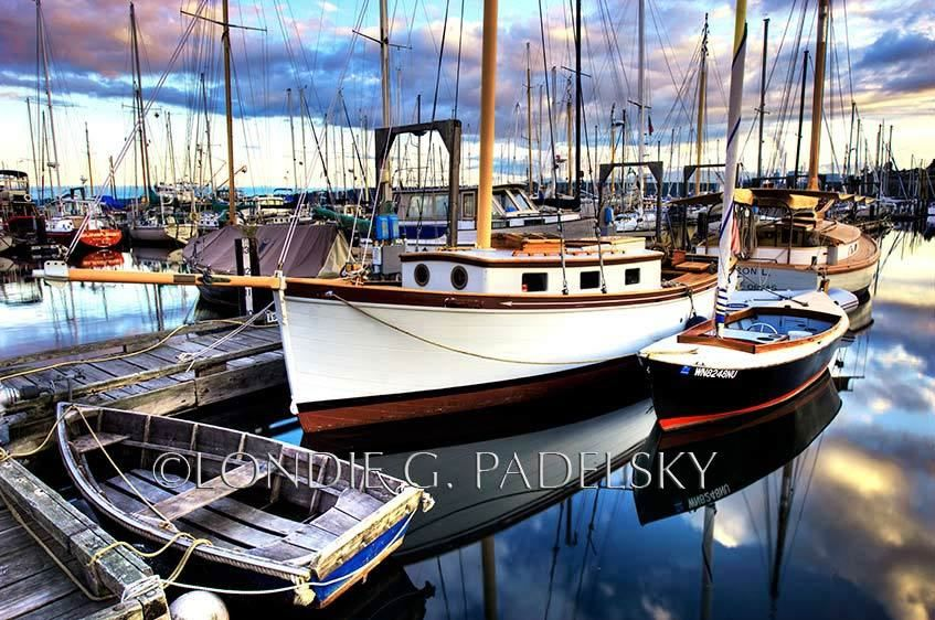 Boats and Harbors, Boats, Inspirations, psalms