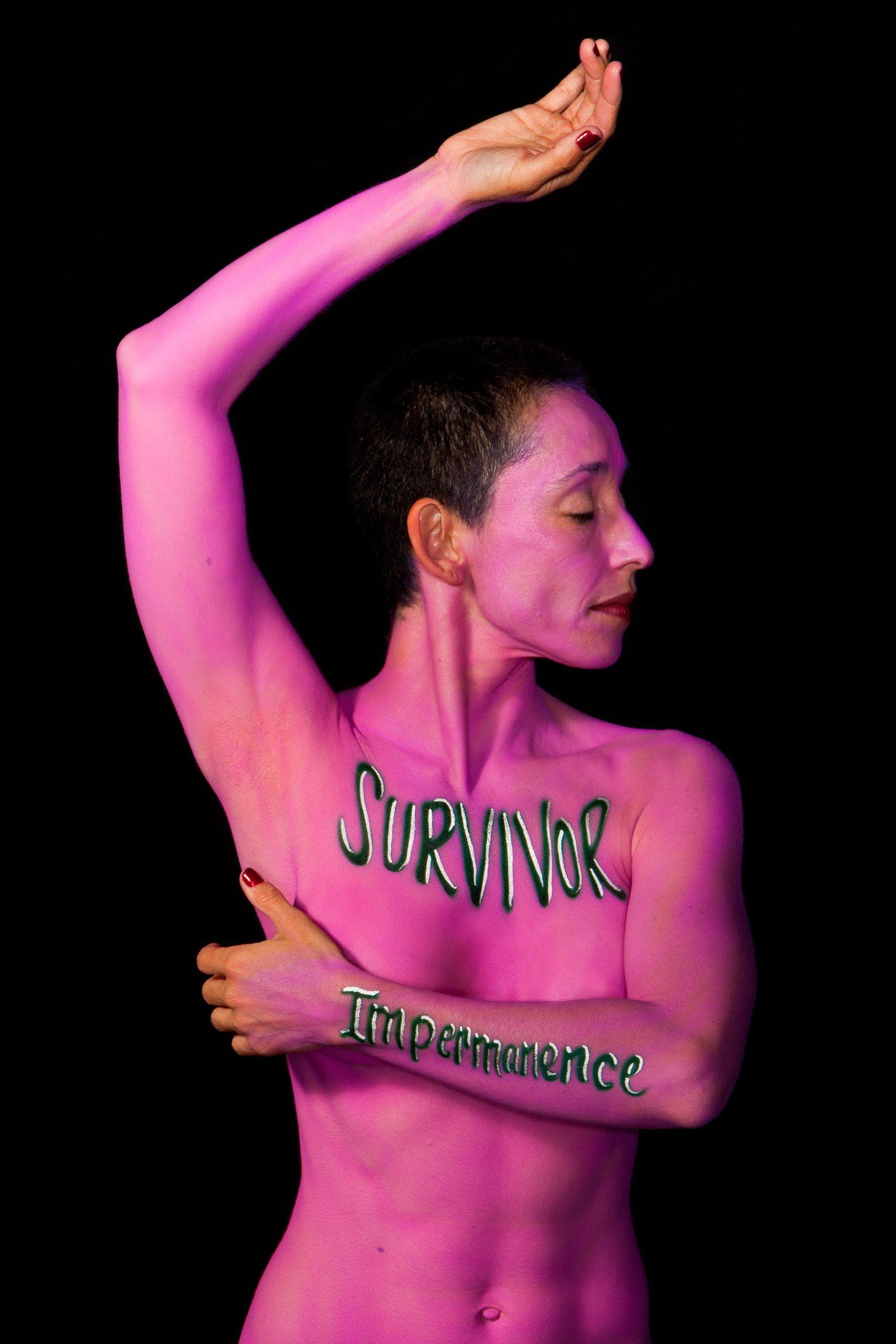 Sharon, Dance Choreographer, Breast Cancer Survivor