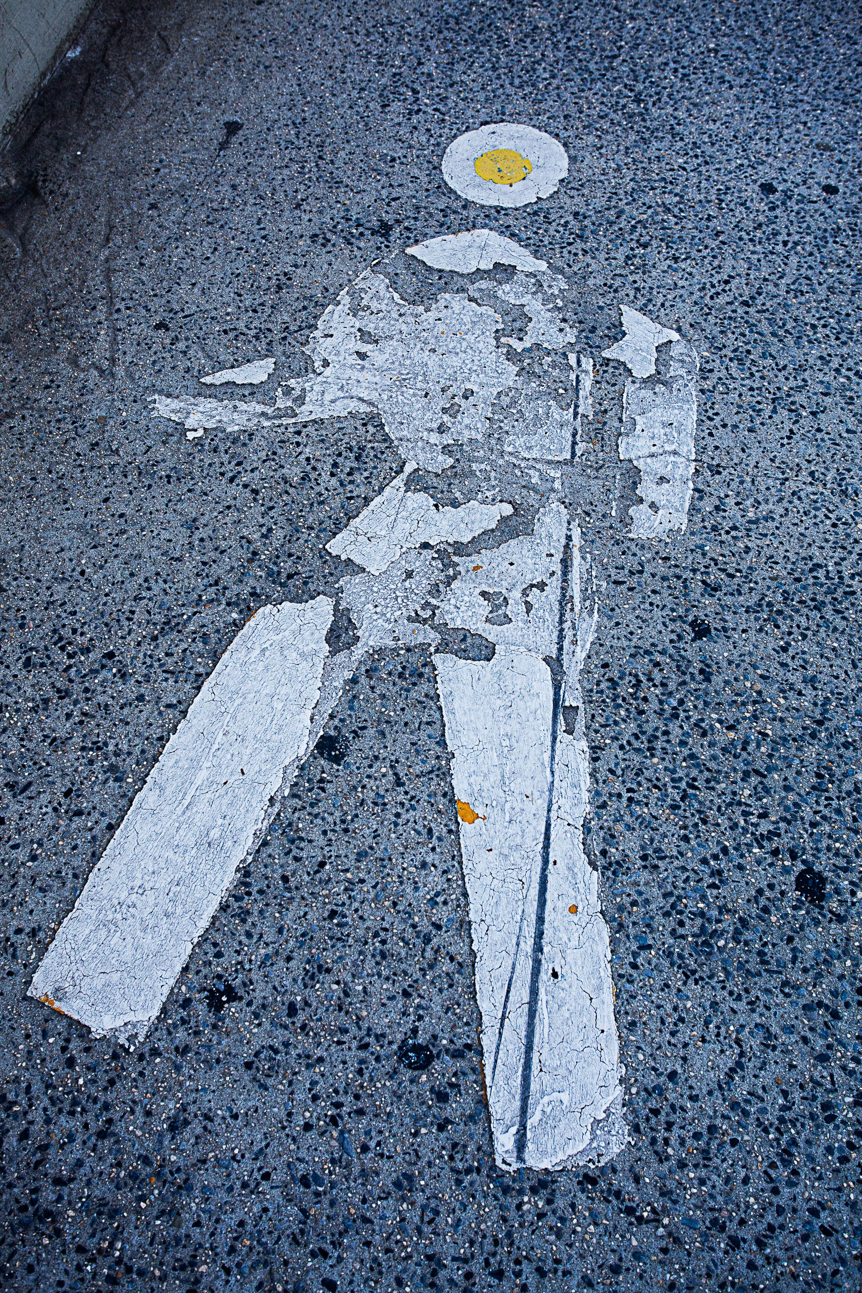 Crosswalk Man