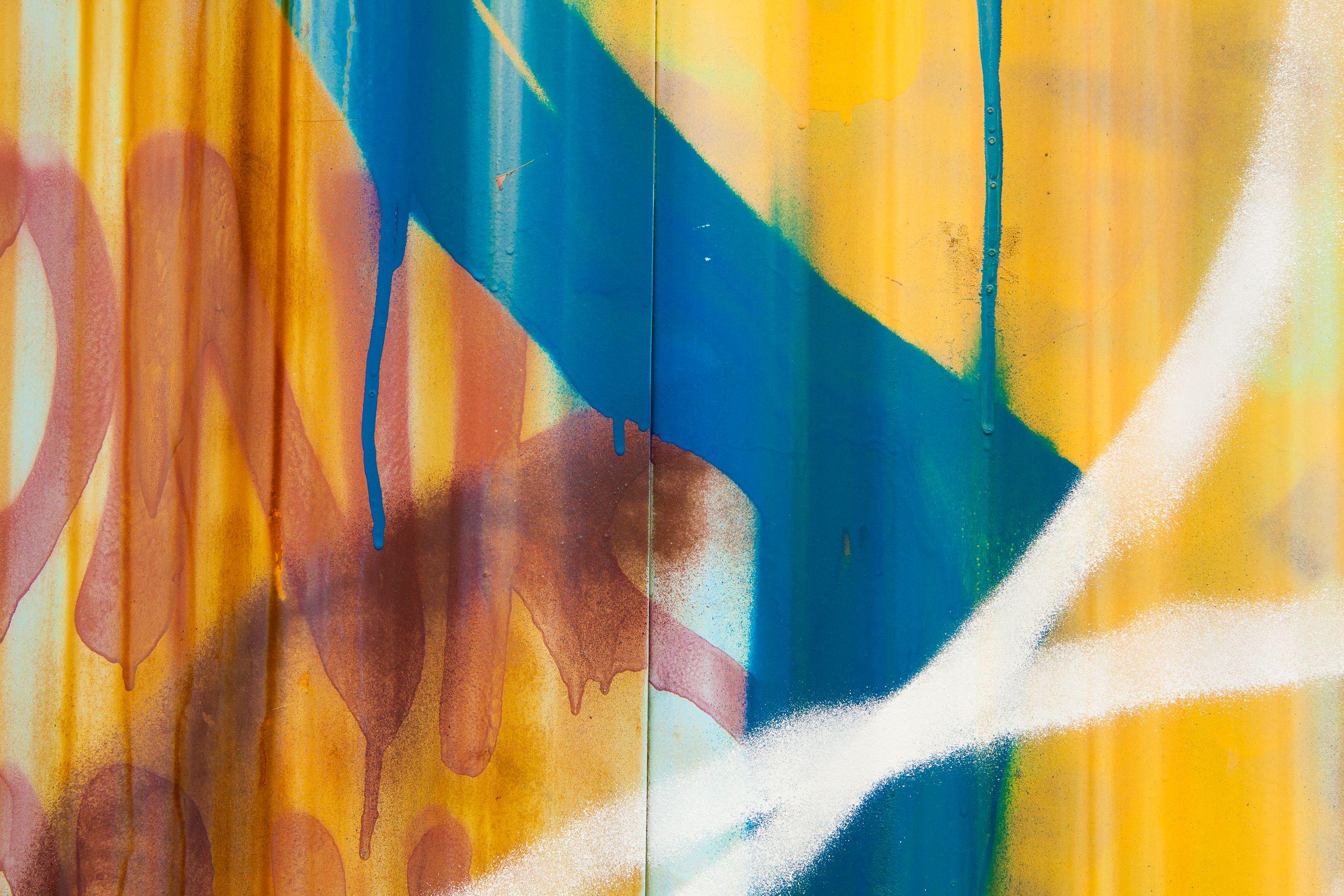 Graffiti II, New York