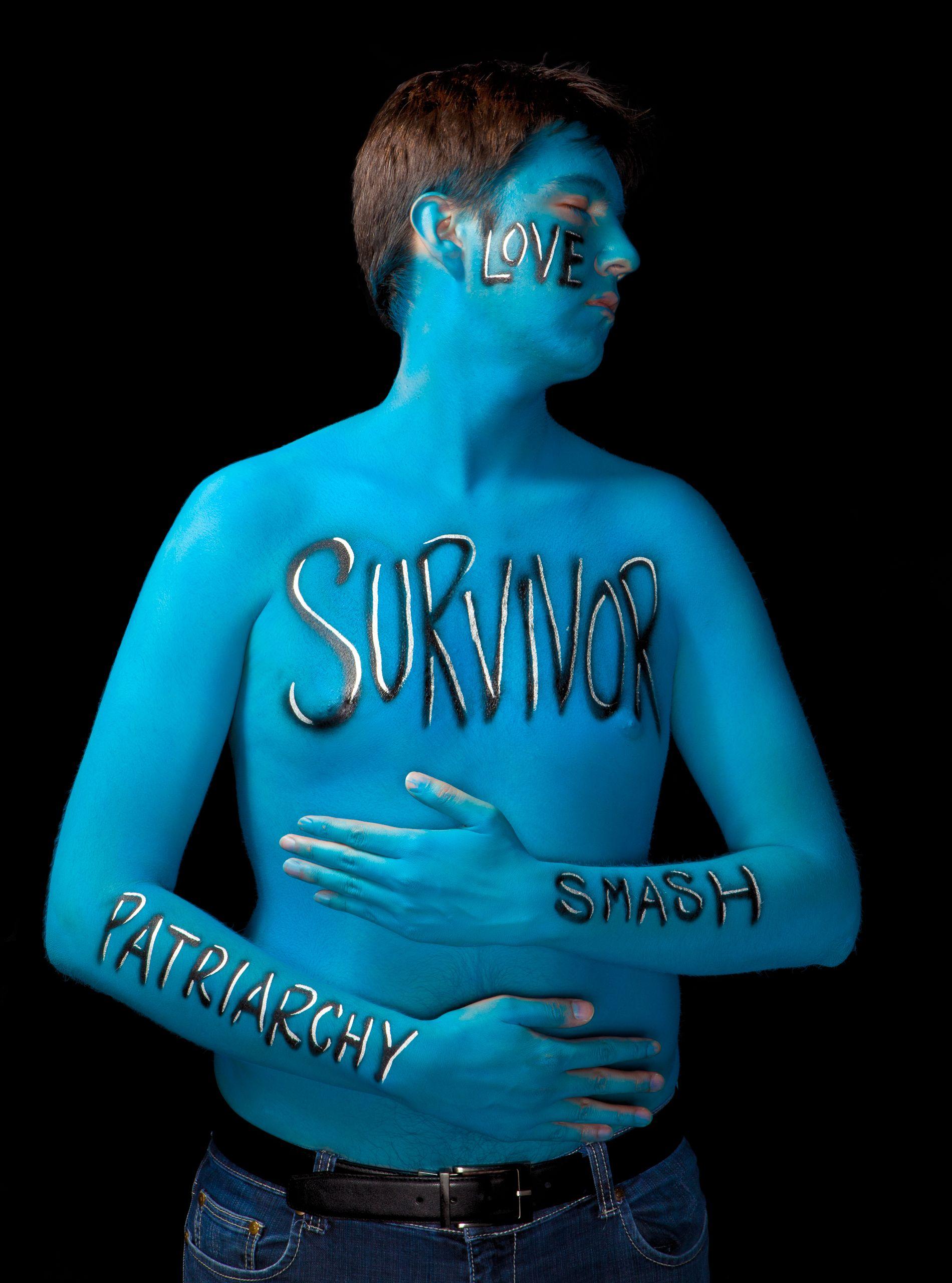 David, Artist, Survivor of Patriarchy