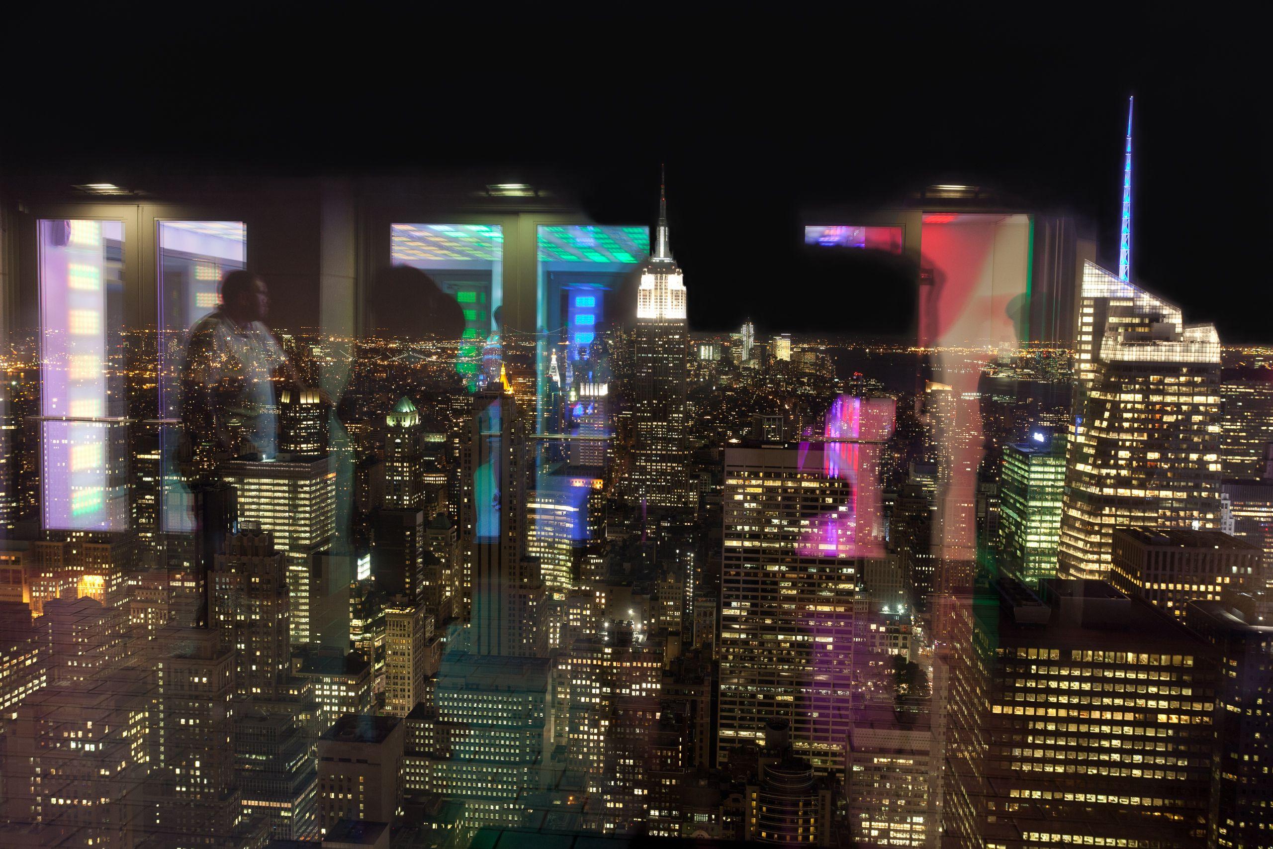 Top of the Rock. Rockefeller Center