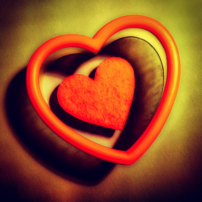 Heart in a heart