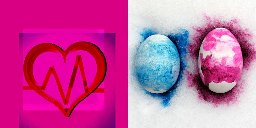 heart pulse and  dyed eggs.jpg