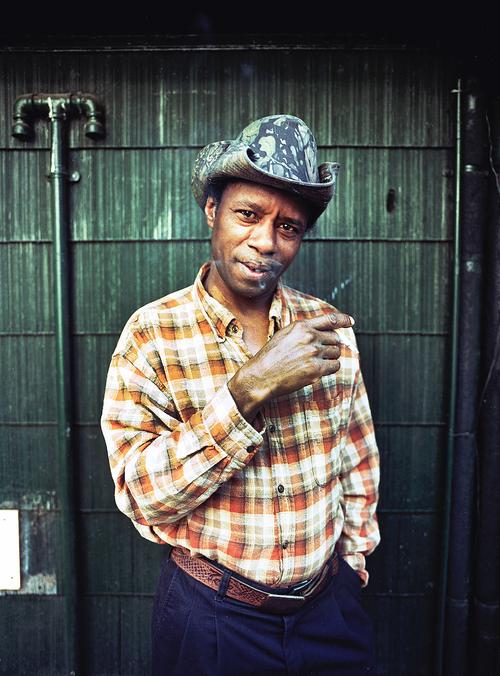 Henry. Pit master. Memphis Tenn.