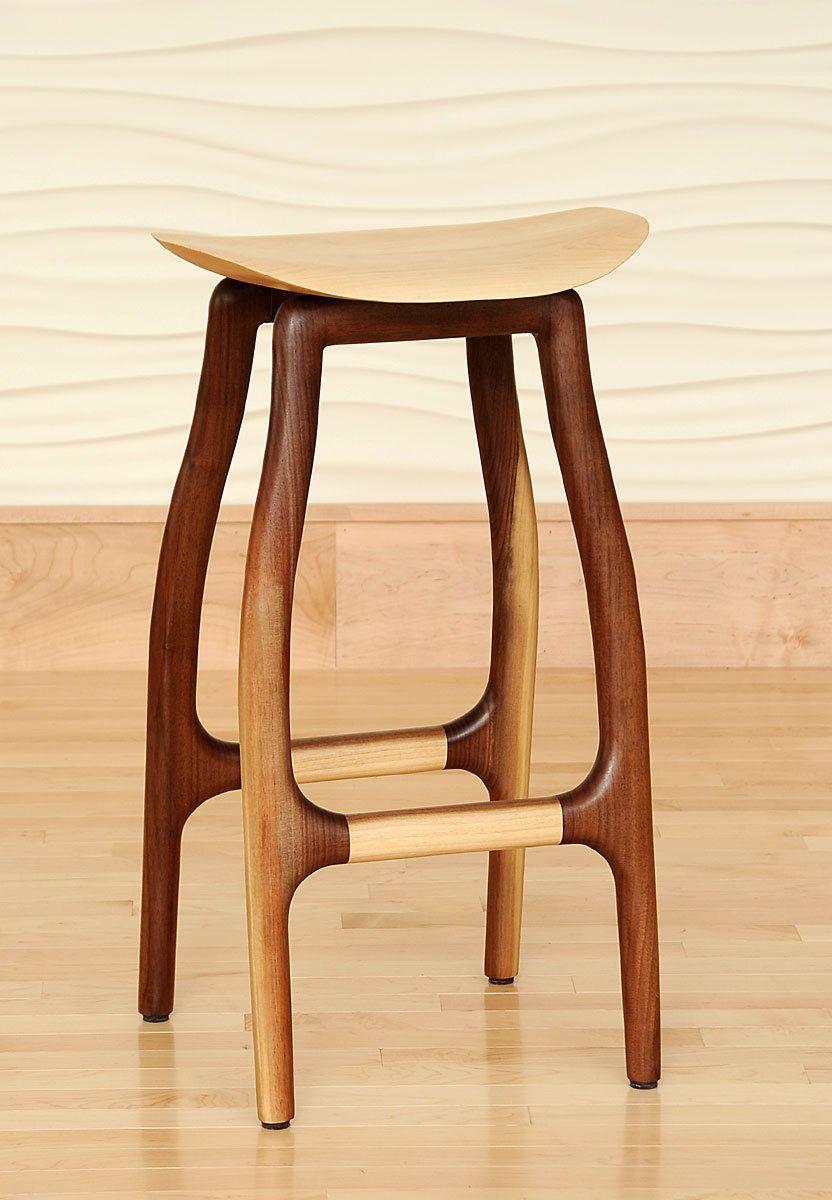 Mimosa stool - bar height