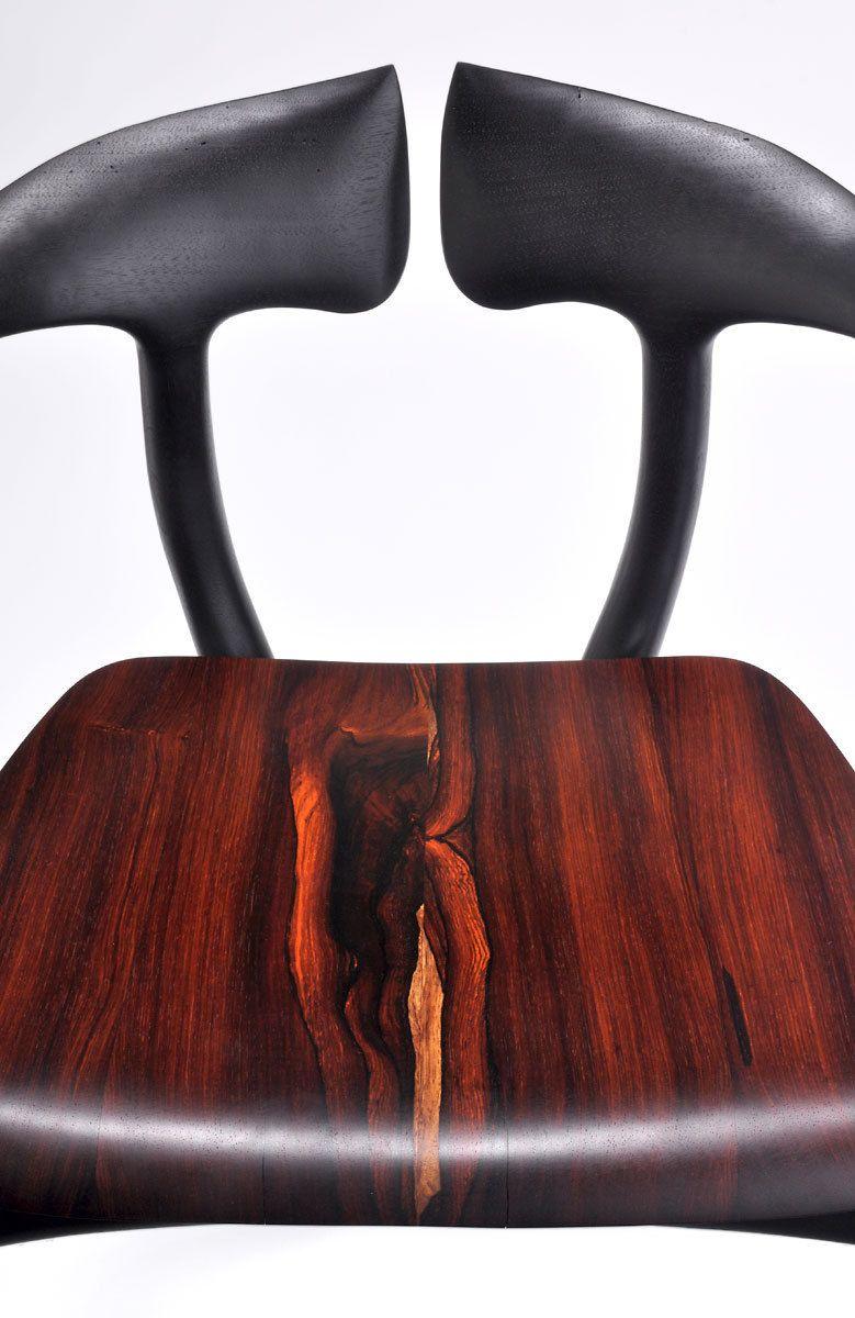 Swallowtail chair