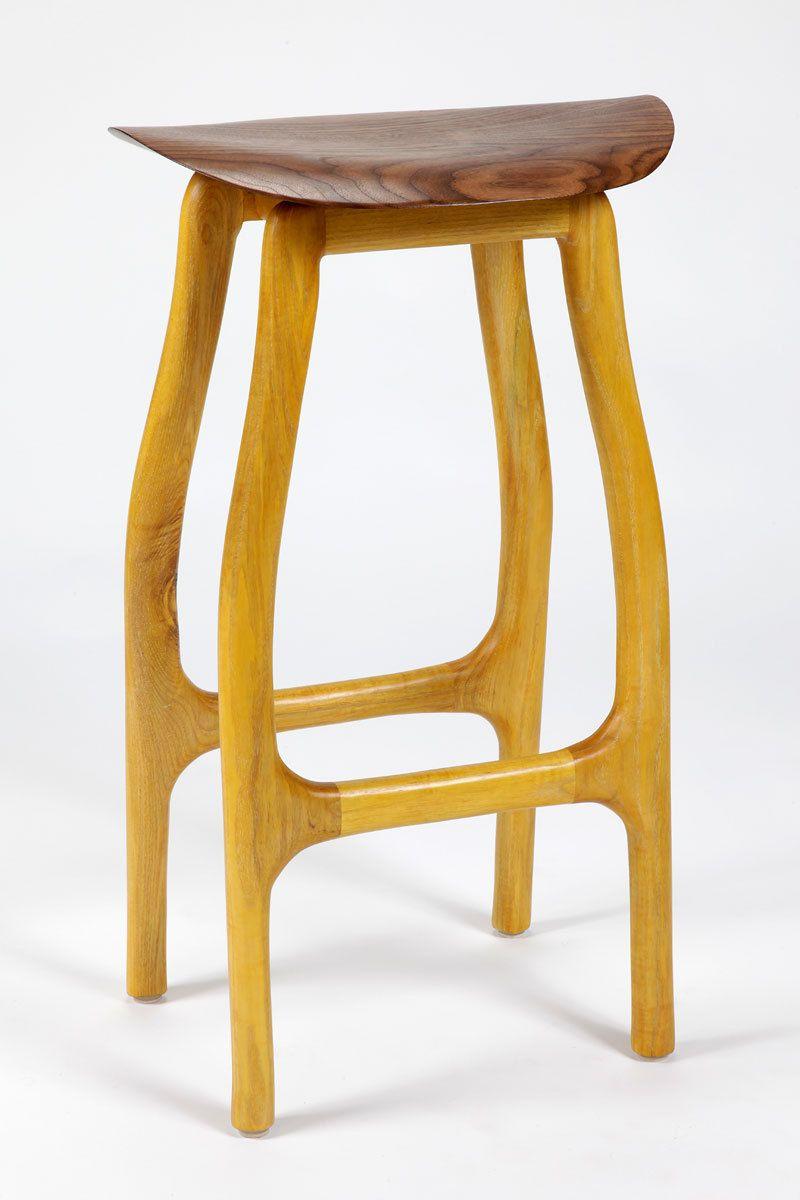 Mimosa stool