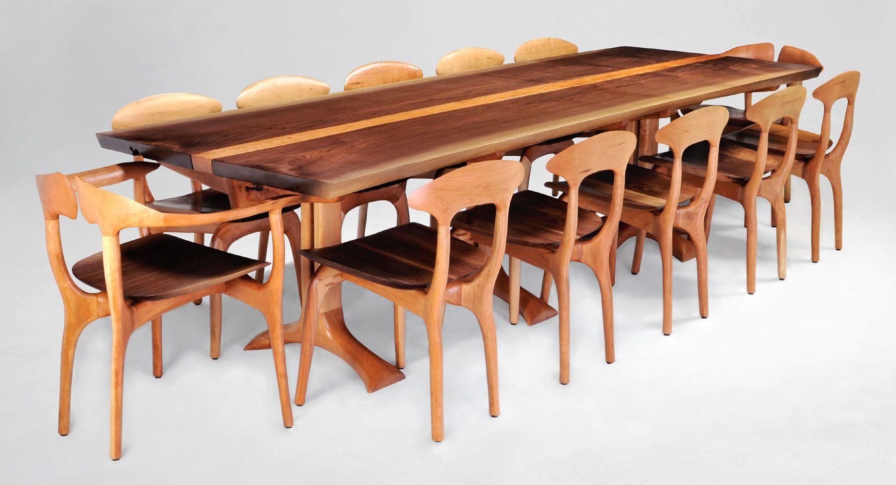Sanctuary table and Sanctuary pedestal table