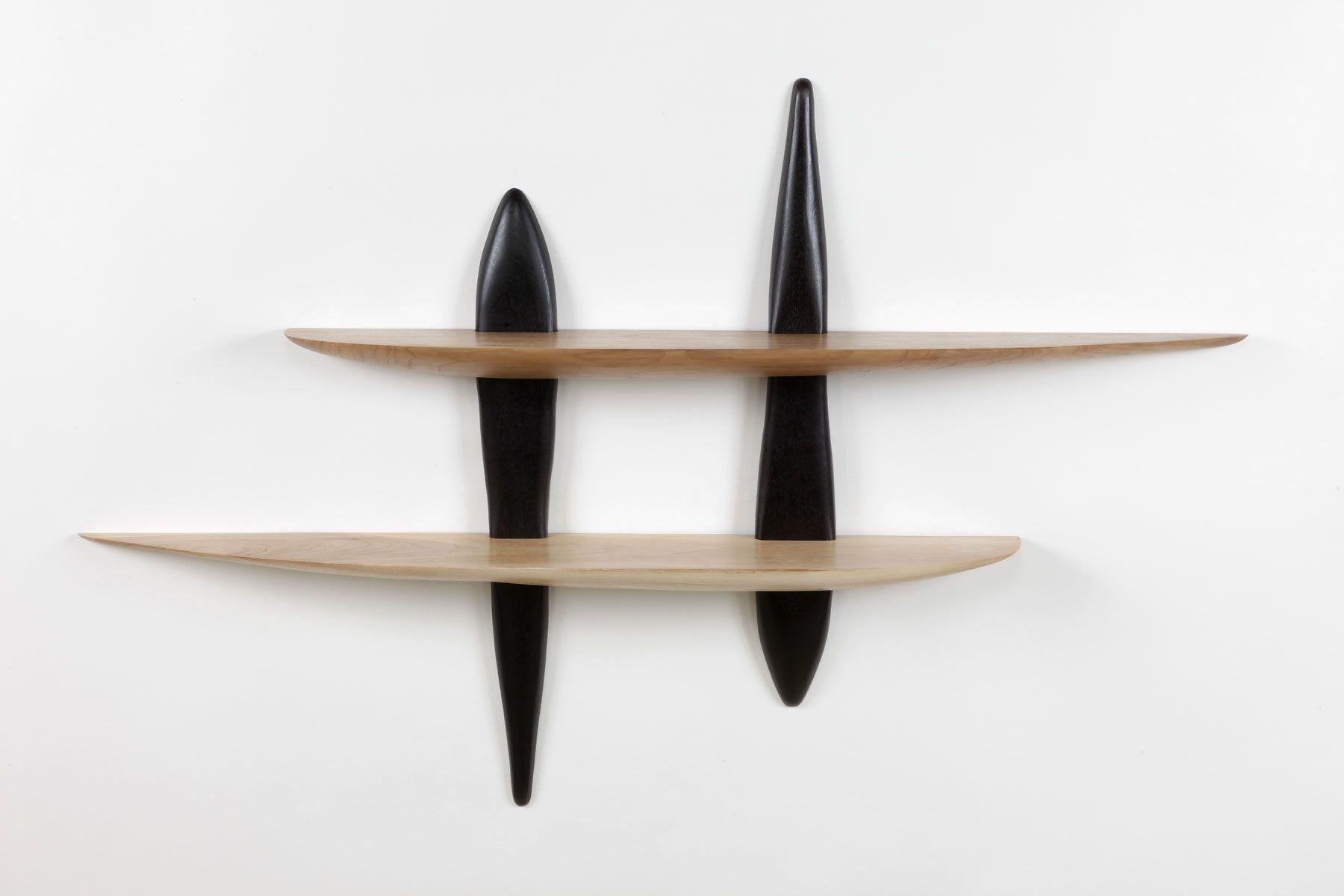 Sundrop shelf - double
