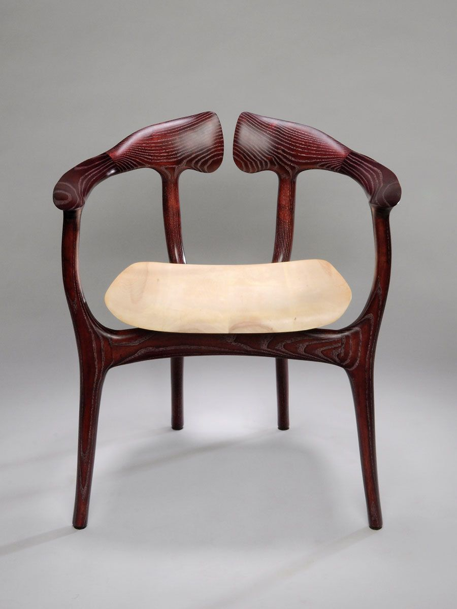 Swallowtail chair