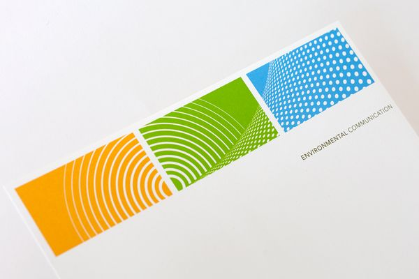 Environmental Communications Brand Identity