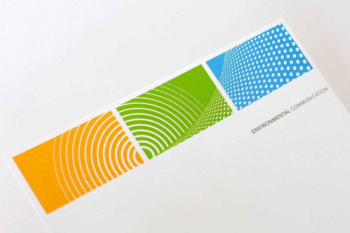 Environmental Communications Brand Identity