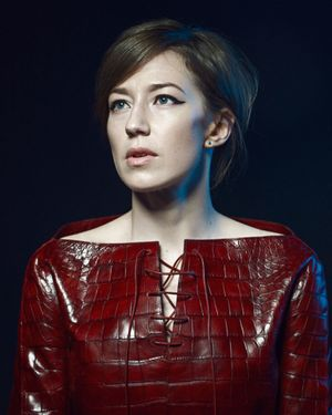 Carrie Coon for INTERVIEW Mag