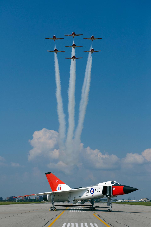 Avro Arrow & the Snowbirds