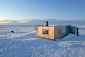 Cabin on the Tundra, Nunavut