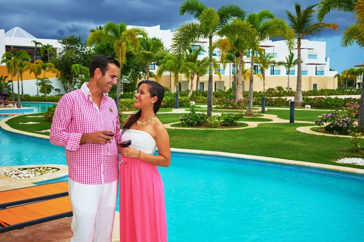 Marina Swim Out , Couple, Tiara Resort