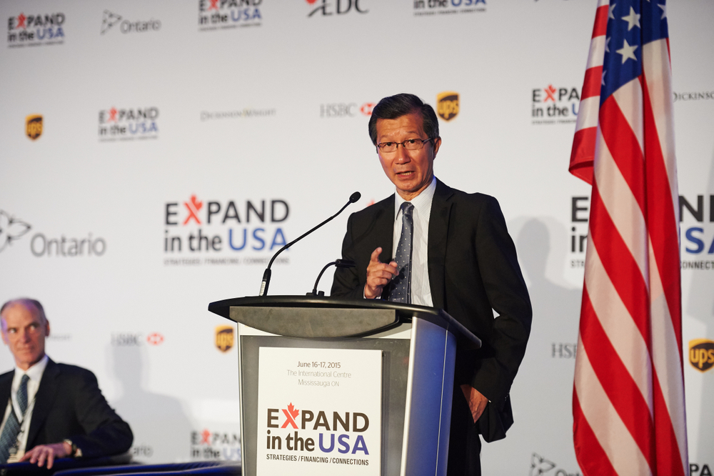 Expand in the USA presentation
