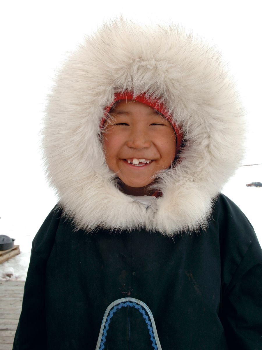 Arctic Smile, Arctic photographer