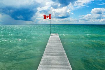 Canada Day, Lake Simcoe ON