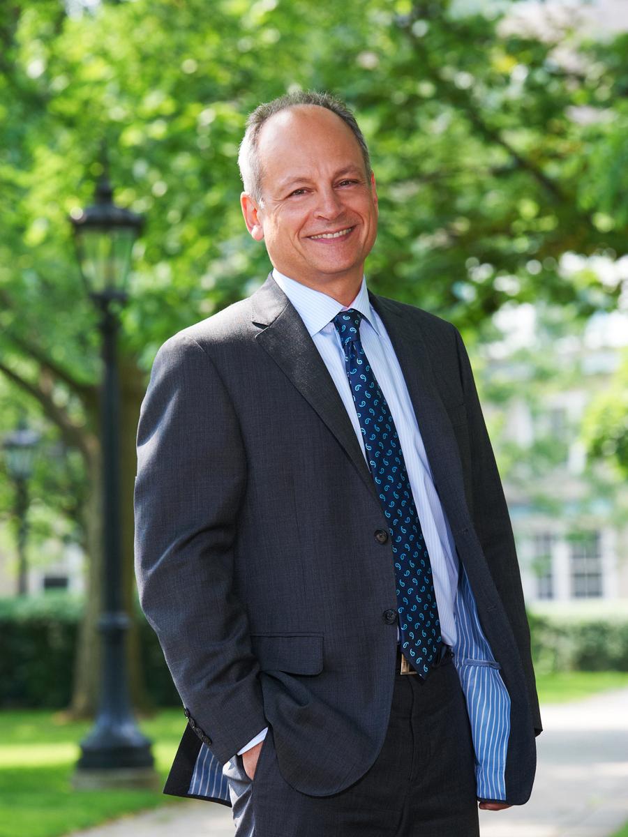 University of Toronto president Meric Gertler