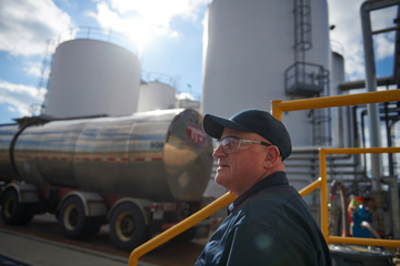 Industrial corporate photography, Milton, ON