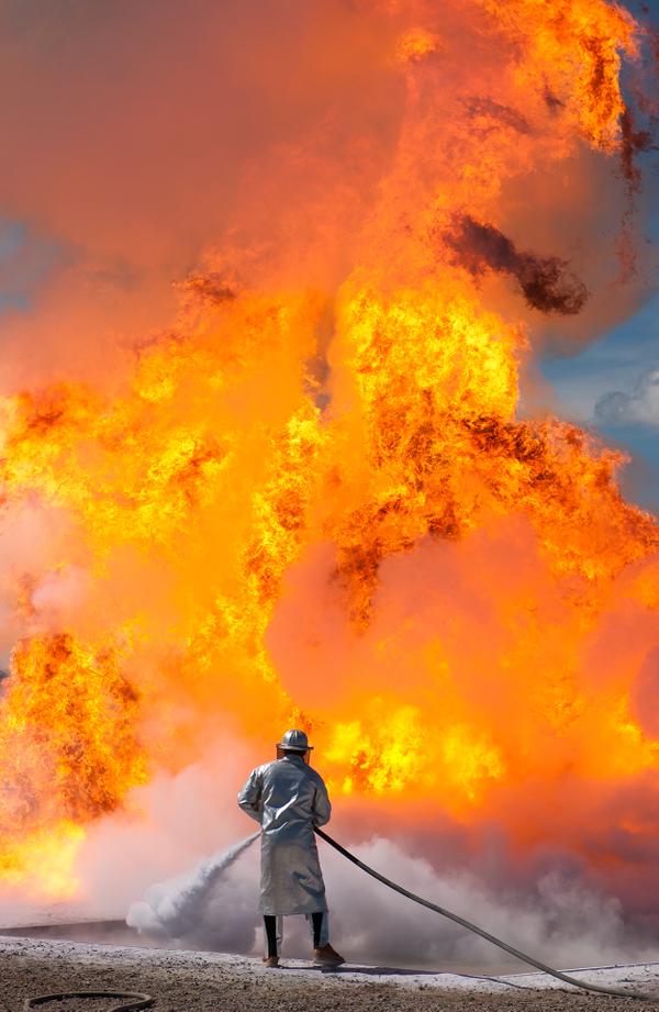 Kidde Fire Industrial Test
