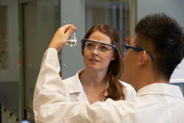 Students in the Lab, University of Toronto
