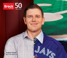 Brock U ads - Andrew Tinnish