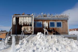 Cambridge Bay cabin, Nunavut